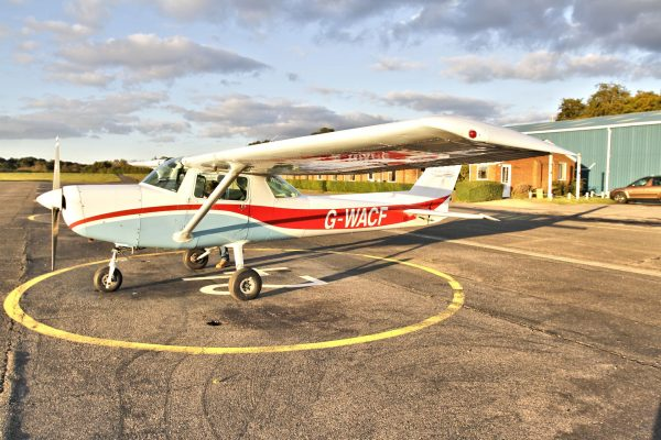 Introductory Aeroplane Flying Lessons in Cessna 152