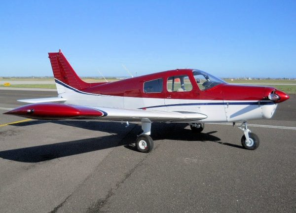 Used Piper PA-28 140 Cherokee for Sale ext